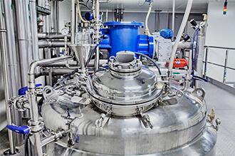 Maquina para fabricación de Cosméticos